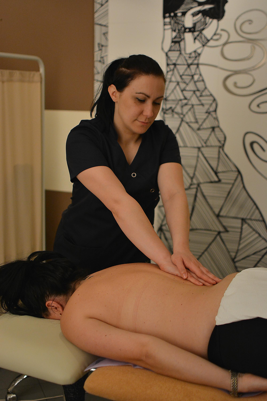 Masaż relaksacyjny studio masażu Monika Grygiel